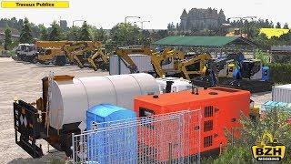 Travaux Publics | Transport Terrassement Levage #Partie1