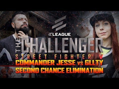 ELEAGUE The Challenger Ep5 - Second Chance direct feed gameplay