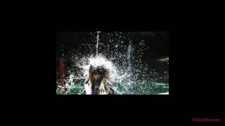 Water bucket dump in UltraSlo motion