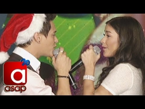 loveteams in abs cbn 2015 christmas
