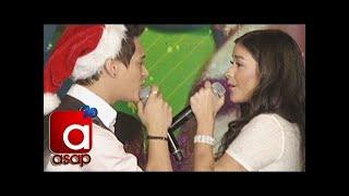ASAP: Liza, Enrique with Kapamilya Loveteams spread Christmas kilig on ASAP
