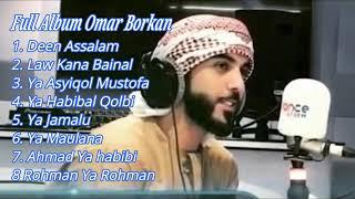 full album Cover Omar Borkan Al-gala