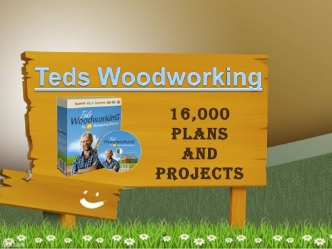 Teds Woodworking 16 000 Plans Free Download - YouTube