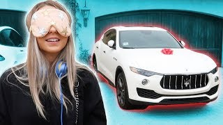 SURPRISING MY GIRLFRIEND WITH HER DREAM CAR FOR HER BIRTHDAY! **VERY EMOTIONAL**