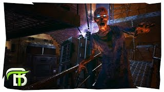 BLACK OPS 2 ZOMBIES MOB OF THE DEAD HIGH LEVEL GAMEPLAY