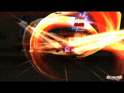[Elsword] Lord kinght HyperActive (Gigantic Slash) with Asbel voice V1.5