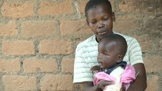 Central African Republic: Mosquito nets protect children from malaria