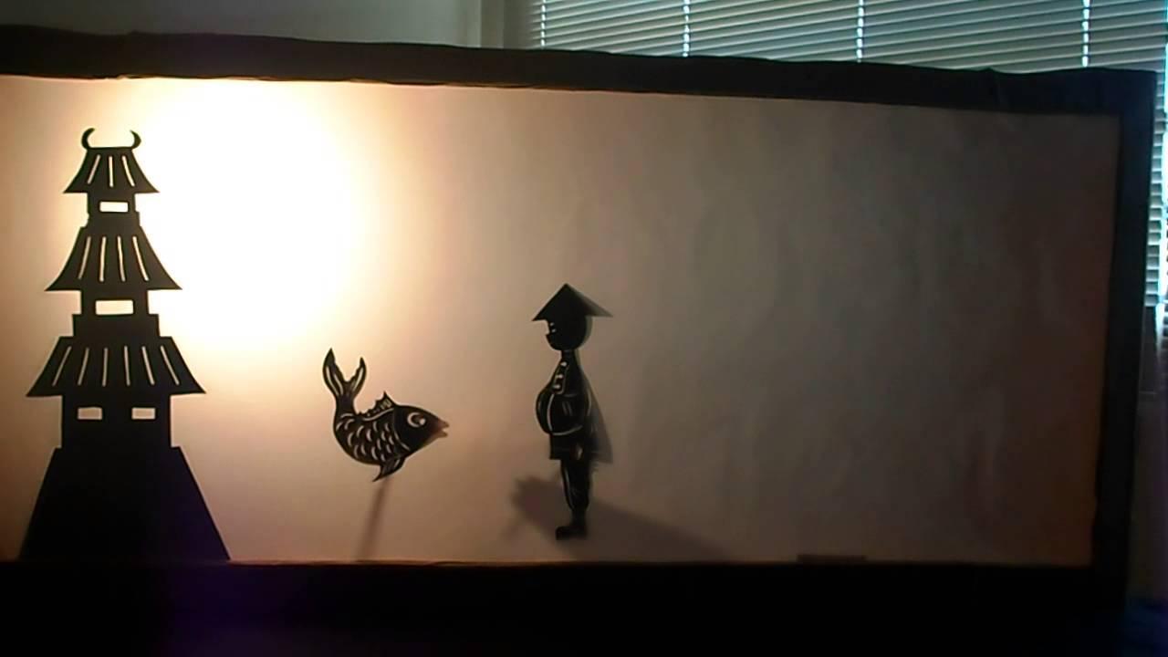 Teatro de sombras youtube - Telas para sombra ...