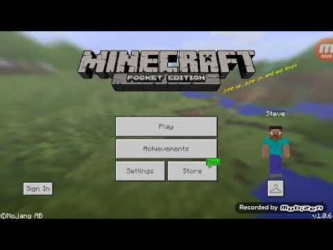 Cách chơi cùng bạn bè trong Minecraft PE