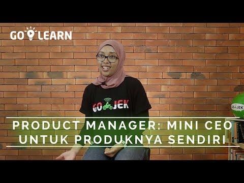 ▸▸ PRODUCT MANAGER: MINI CEO UNTUK PRODUKNYA SENDIRI  // Arlinda Juwitasari 💡 GO-LEARN