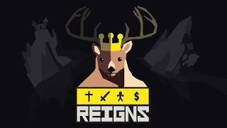 Baer Plays Reigns (Ep. 1) - Old King Baerdouin