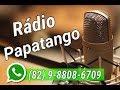 MUSICA BOA AO VIVO - PAPATANGO FM