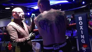 Ali Bros Promotions | X Plosive 5 Boxing | Richard Woodward v Luke Williams