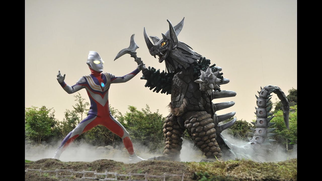 Ultraman Taro Monsters 『ウルトラマン�...