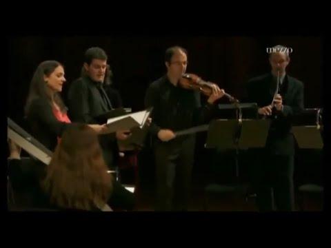 TEATRO D'AMORE  L' Arpeggiata diretta da Cristina  Pluhar con Nuria Rial, e Philippe Jaroussky