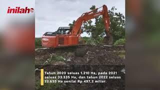 Menteri Basuki Targetkan Optimalisasi Produksi 165 000 Hektare Lahan di Kalimantan Tengah - inilah.com