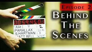 The End Of The World - Making of The Parallax Theory // Episode 2