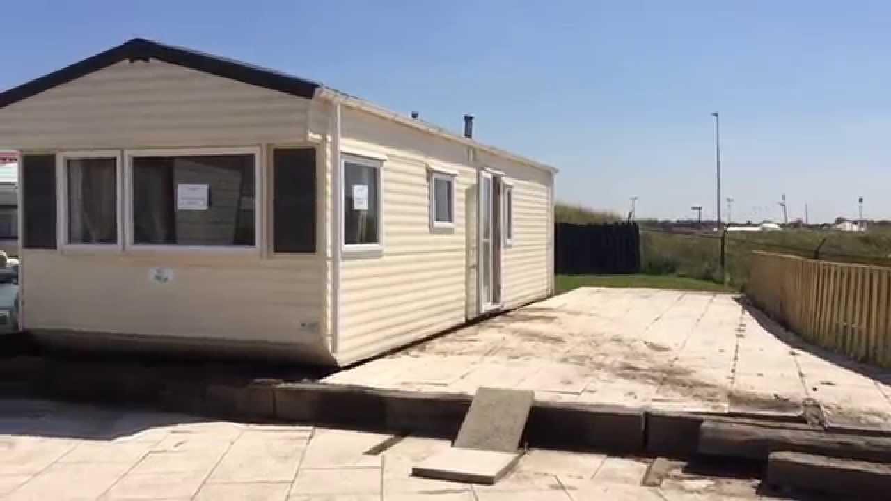 Stacaravan te koop aan de de kust van Zandvoort - YouTube