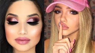 MAQUILLAJE 2018 2019 TENDENCIAS PASO A PASO 💓 MAKEUP TUTORIAL COMPILATION 2018