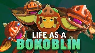 Life as a B๐koblin - A Zelda Nature Documentary