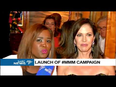 #MMM launches on SA's Blue Train
