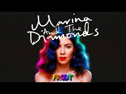 MARINA AND THE DIAMONDS - Can't Pin Me Down [Official Audio]