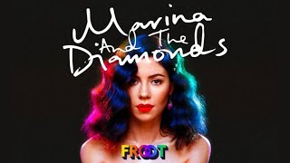 Watch Marina  The Diamonds Cant Pin Me Down video