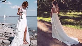 7 Свадебные платья с Алиэкспресс AliExpress Wedding gown Модные вещи Наряды на свадьбу