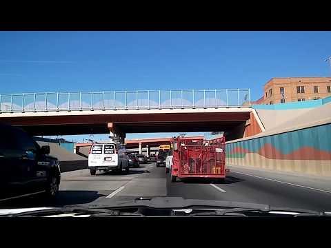On the road...El Paso Texas
