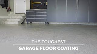 The Toughest Garage Floor Coating by Gorgeous Garage