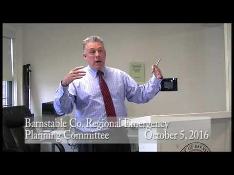 Regional Emergency Management Committee October 5, 2016