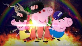 Świnka Peppa - Życie Gangstera PRZERÓBKA (+18)