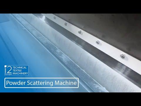 Powder scattering