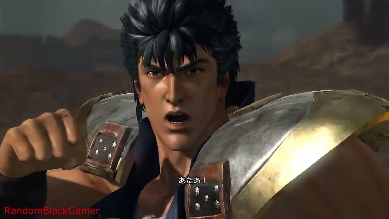 Fist Of The North Star Ken S Rage 2 All Cutscenes Movie In Hd