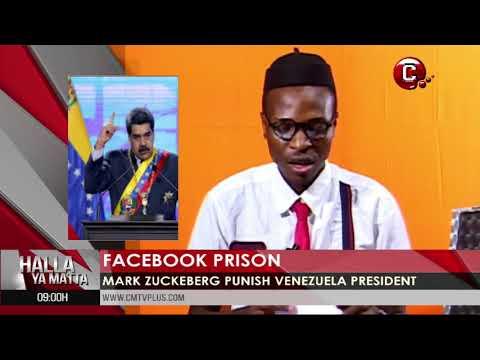 Facebook freezes Venezuela president's page over COVID-19 misinformation