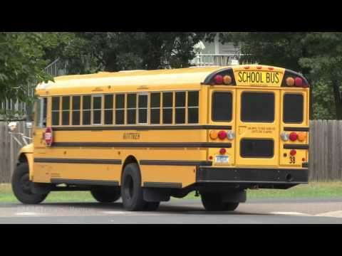 Bus Companies Searching for Drivers as School Year Approaches
