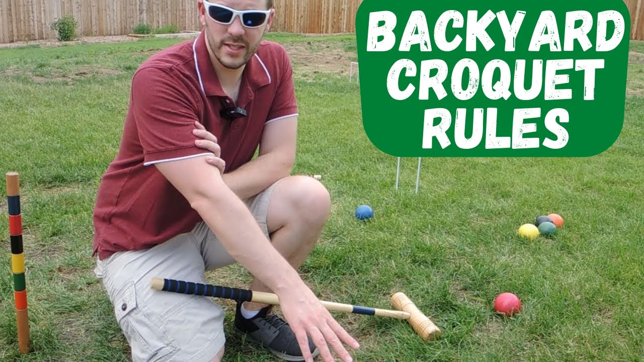 How Is the Game of Croquet Set Up? Learn Here