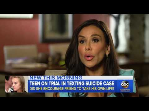 Thumbnail: GMA | Teen's Defense in Texting-Suicide Manslaughter Case