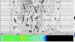 DDK7 Pinneberg Meteo (Hamburg, Germany) - 15988 kHz (FAX)
