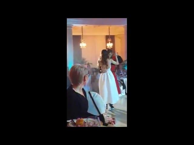 Национальный свадебный танец с элементами Капуэро и Ансамблем!