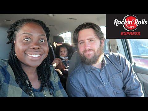 Rice Reviews: Rockin' Rolls Sushi Express (Raleigh, NC)
