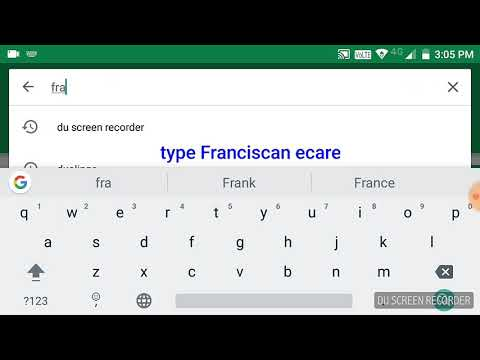 How To Use Ecare App
