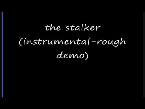 Jeremy Barker - the stalker (instrumental rough demo)