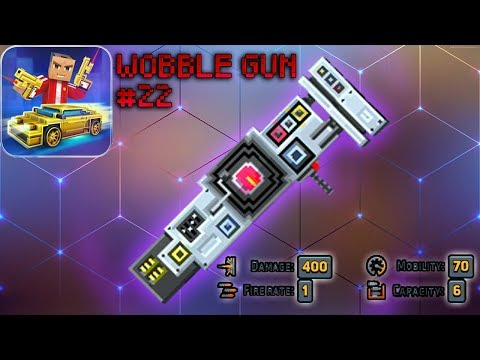 Block City Wars - Wobble Gun [Review]