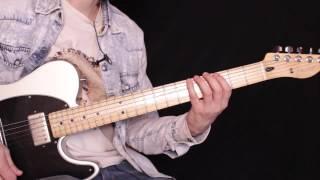 Conoce los 5 Patrones de la Escala Pentatónica - Escala Pentatónica Menor de A - Guitarra Electrica