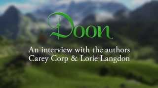 Doon Author Interview