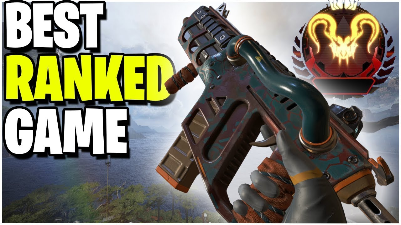 One of my BEST Games In Predator Lobbies (Apex Legends PS4) thumbnail