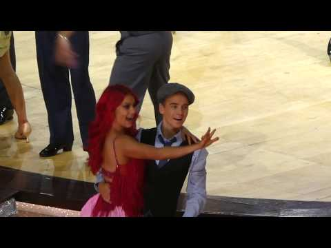 Americano (Joe & Dianne Focus) Strictly Live tour- Nottingham