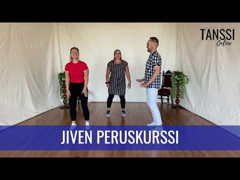 Video: Paritanssi / Jiven peruskurssi