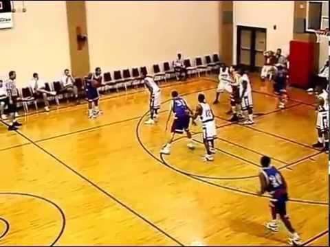 Derrick rose vs Blake Griffin in Highschool full game